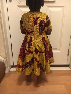 African Fabric Children's Wear