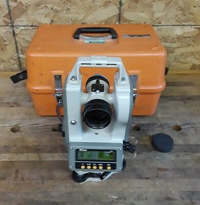 Nikon NE-10L Digital Theodolite Surveyors Distance Measuring Equipment