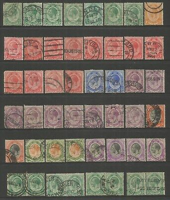 Rsa South Africa ~ 1913-1924 King George V Definitives (Used Lot)