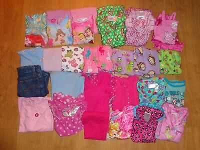 Lot of girls size (6-6 X) clothing 29 pieces mixed items