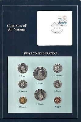 Coins Of All Nations - Swiss Confederation