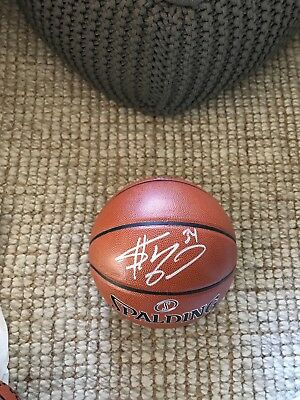 Shaq Autographed Signed Basketball with COA