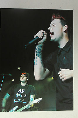 GOOD CHARLOTTE Full Page Pinup magazine clipping Madden brothers