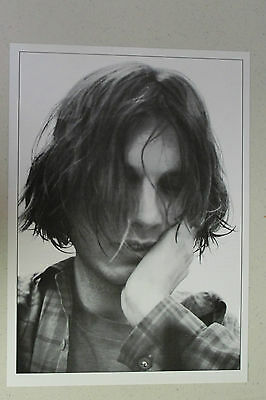 BECK Full Page Pinup magazine clipping mid 1990's black & white pic RARE