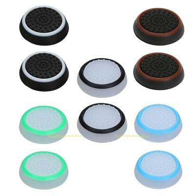 2pcs Anti Skid Game Controller Joystick Thumbstick Cover Caps for PS4/PS3/Xbox