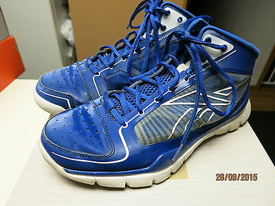 ab65973d1a1 Reebok Mens Basketball Shoes Size 7.5 M Sublite Pro Rise Royal Blue  Synthetic