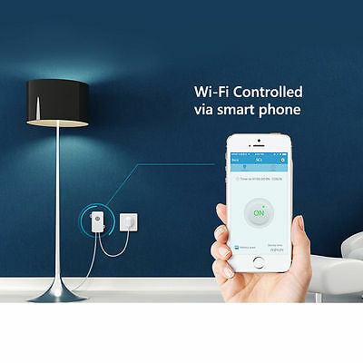 Broadlink SC1 Wifi Smart Switch APP Remote Control Home Controller AutomationTQ1