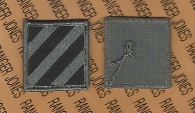 US Army 3rd Infantry Division MARNE ACU Hook & Loop patch m/e