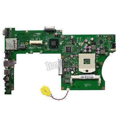 For ASUS X301A X401A X501A laptop motherboard support I3 /I5 CPU Mainboard