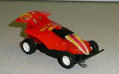 Vintage  OFF ROAD TYPE Slot Car in Red Tested Ran in Red