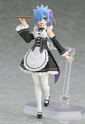[FROM JAPAN]figma 346 Rem ReZero - Starting Life in Another World Max Factory