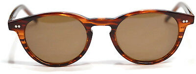 Oliver Peoples Riley-K Sunglasses frame color coco with brown lenses 48x21-146