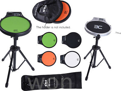 Percussion Training Practice Drum Digital Electric Drummer Pad Metronome Counter