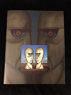 Pink Floyd-Division Bell Tour-Concert Program-1994-David Gilmour