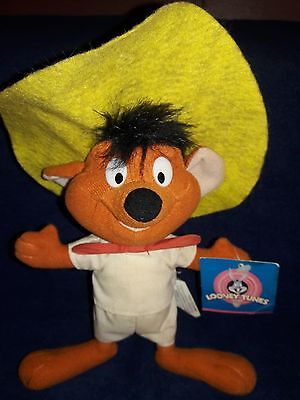 Looney Tunes Speedy Gonzales Plush 1997