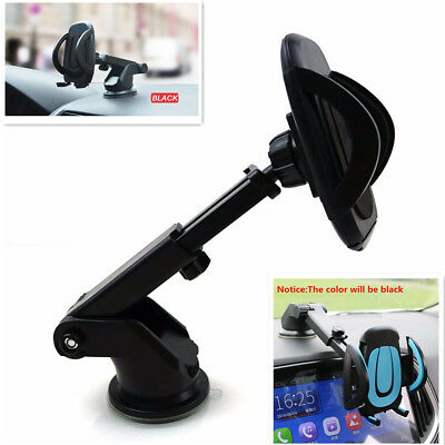 1x Universal Car Mobile Phone Holder Auto GPS Dashboard Windshield Mount Stands