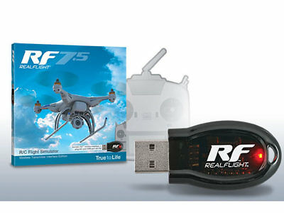 Realflight 7.5 Wireless SLT Transmitter Interface Edition