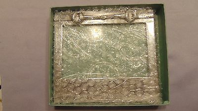 Mariposa #2250 Horse Snaffle Bit 4X6 Picture Frame New!!