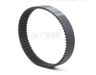 HTD 5M Timing Belt 5mm Pitch 15-25mm Wide - Select 500mm to 695mm #Q4123 ZX
