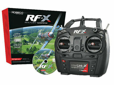 RealFlight RF-X Simulator with Interlink-X Controller