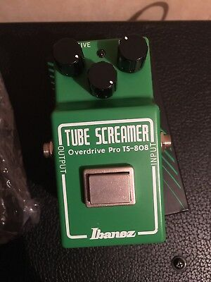 Ibanez Tube Screamer 35 Th Anniversary