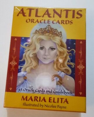 Atlantis Oracle: An Awakening and Remembrance of the Ancient Self by Maria...
