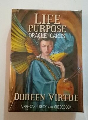 Life's Purpose Oracle Cards - Doreen Virtue