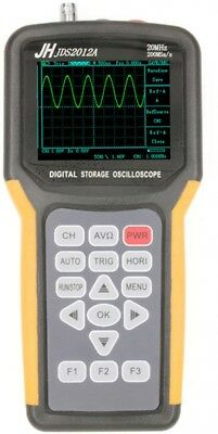 JDS2012A Digital Handheld Oscilloscope 1 Channels 20MHz 200MSa/s with Multimeter