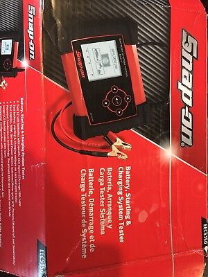 Snap On Battery Starting & Charging Tester EECS150