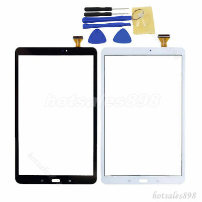 Touch Screen Lens Digitizer Glass For Samsung Galaxy Tab A 10.1 SM-T580 + Tool