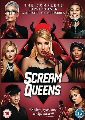 Scream Queens Season 1  (DVD)