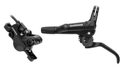 Shimano Deore BL-MT500 BR-MT500 Bicycle Disc Brake Left Lever Rear Caliper