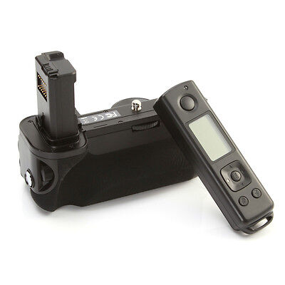 MEIKE MK-AR7 Wireless Remote Battery Pack Grip for Sony A7 A7R A7S DSLR Camera