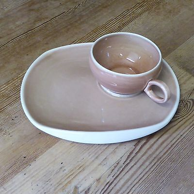 Denby RARE Cup & Snack Saucer