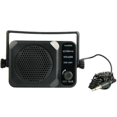 CB Radios Mini External Speaker NSP-150 ham FHRG For Kenwood Motorola ICOM Yaesu