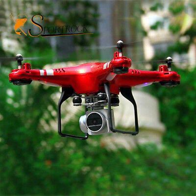 SH5HD Wide Angle Camera Quadcopter RC Drone WiFi FPV Helicopter Christmas Gift