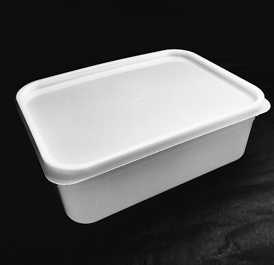 20 x 2 Litre Ice Cream Box Containers tubs + Lids Kitchen Food Storage