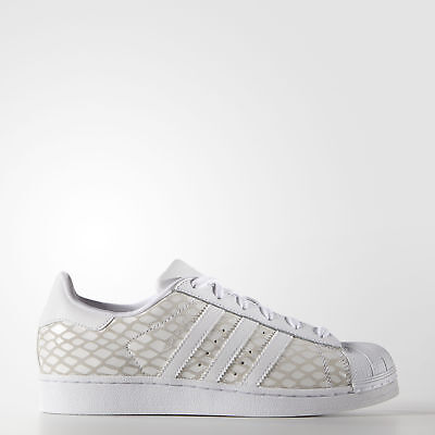 New adidas Originals Superstar W S75127 Women's White Sneakers