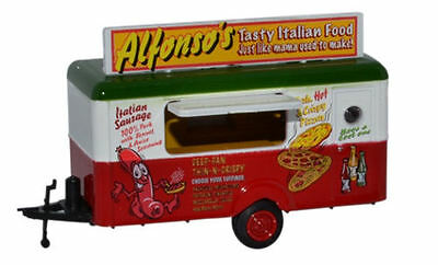 Oxford Diecast Mobile Trailer Alphonsos 76TR012 OO Scale (suit HO also)