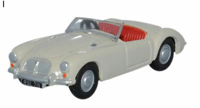 Oxford Diecast MGA Old English White 76MGA004 OO Scale (suit HO also)