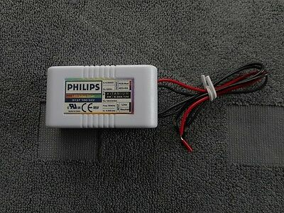 1 St. Philips Xitanium LED Indoor Driver Trafo 12V 4W 0,35A