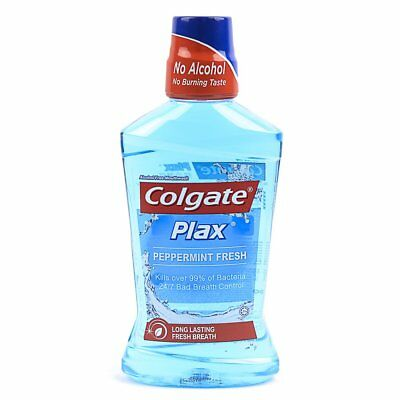 Colgate Plax Peppermint Fresh - 250ml