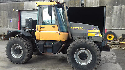 Jcb Fastrac 145 Turbo