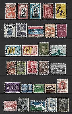 NETHERLANDS - mixed collection No.15