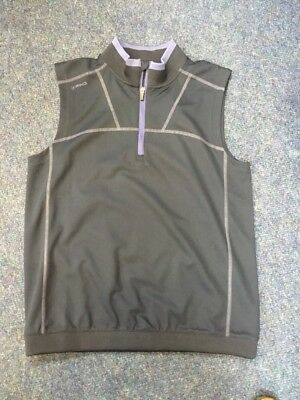 Ping Bowery Vest New Size M Navy