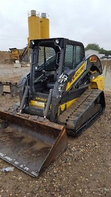 2012 New Holland C232 Tracked Skid Steer Loader w/ Many Options! Coming In Soon!