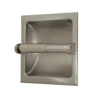 Gatco Recessed Toilet Paper Holder in Satin Nickel Model # 780