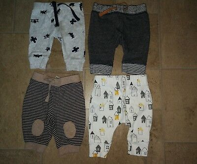 boys up to 1 month trouser bundle includes next