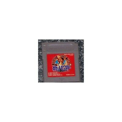 POKEMON ROUGE RED GAME BOY GB SANS boite SANS NOTICE