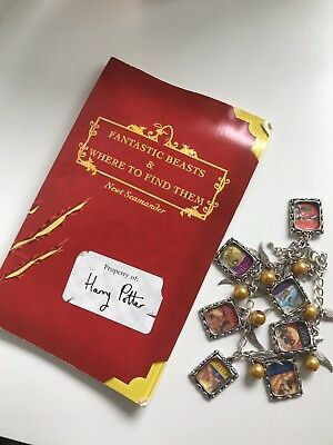 'FANTASTIC BEASTS' Comic Relief book by JK Rowling (Harry Potter) First edition